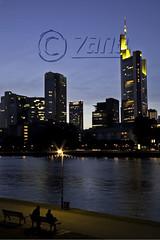 Frankfurt-Vertical (zane) Tags: skyline frankfurt bynight 30d grattacieli sigma1020