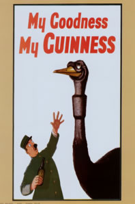 Image selected for Cool Beer Ads #2 - Guinness