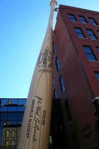 Slugger Museum Baseball Bat
