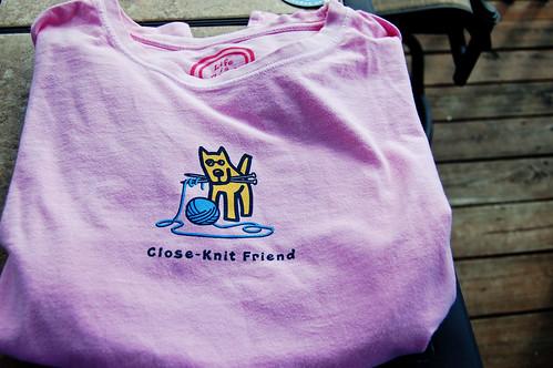 Close Knit Friend T-shirt