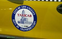Taxicab. LA