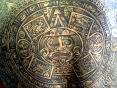 CALENDARIO AZTECA ESPALDA (roca tattoo studio) Tags: tattoo arte maya cultura tatuaje calendario azteca precolombino prehispanico