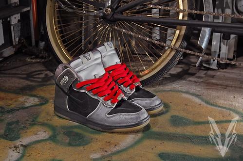 9/25/09 - Nike SB Dunk - MF DOOM