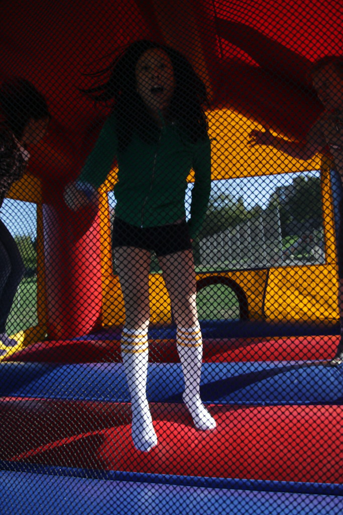 Bouncy Bouncy, oh such a good time...