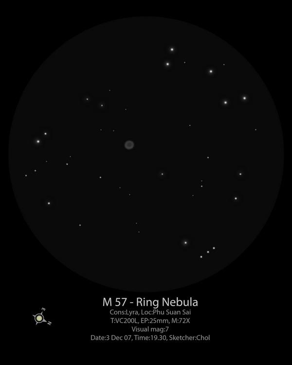 M57- Ring