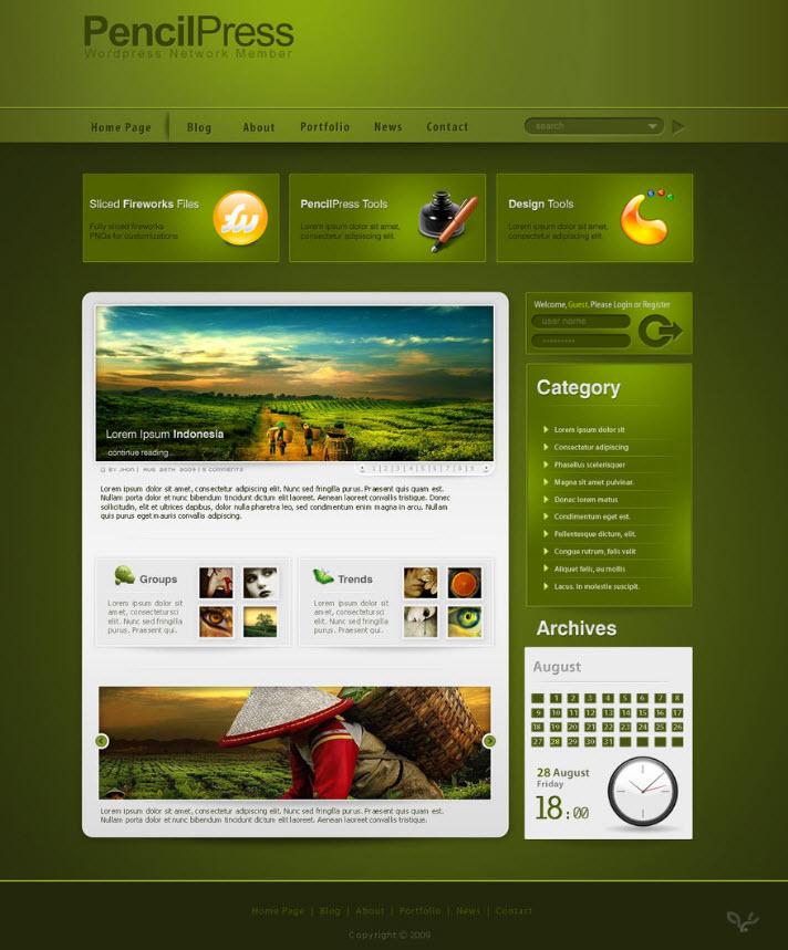 3986038650 13f58ee025 o d Inspirasi Layout Desain Web dari DeviantArt