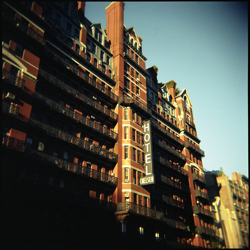 Vicious Hotel - Sid Vicious