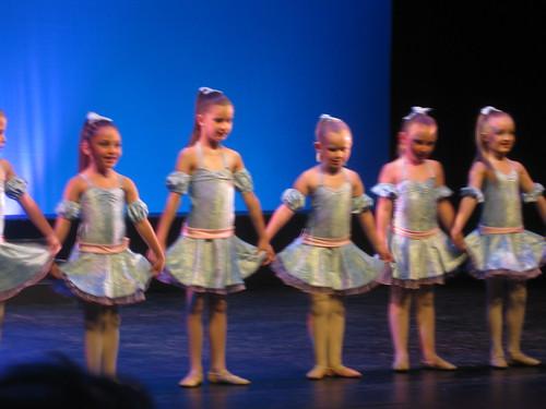 Christy doing ballet
