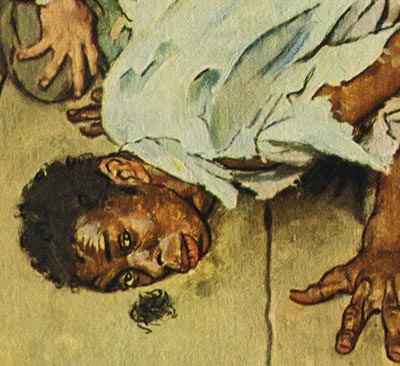 huckleberry finn revealing the ills in Mark twain's classic novel adventures of huckleberry finn is to be censored to remove racially insensitive terms from the text.