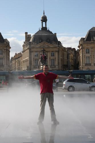 Erik in the mist