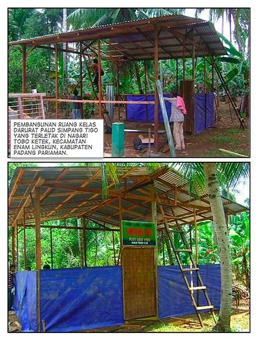 Kelas Darurat PAUD Simpang Tigo