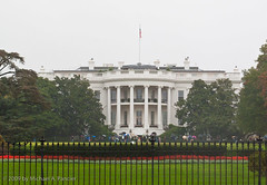 The White House (Michael Pancier Photography) Tags: autumn fall washingtondc capital cities landmarks government monuments señor thewhitehouse southface g10 floridaphotographer michaelpancier michaelpancierphotography landscapephotographer fall2009 wwwmichaelpancierphotographycom señorcohiba
