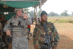 Strengthening bonds between Indian, U.S. Soldiers