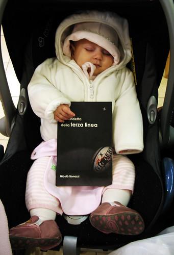 Giovani lettrici alla presentazione de La Vendetta della Terza Linea di Nicolò Bonazzi