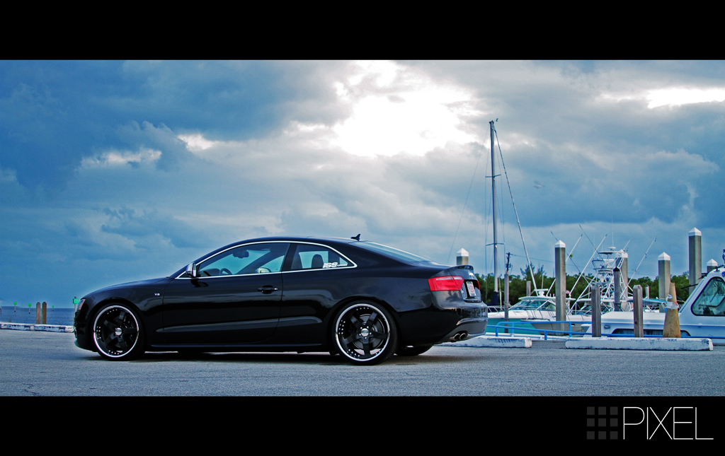 19 Or 20 Inch Wheels On S5