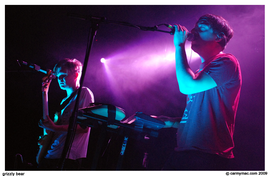 Grizzly Bear at Leeds Met Students Union