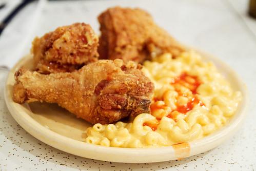 fried chicken box