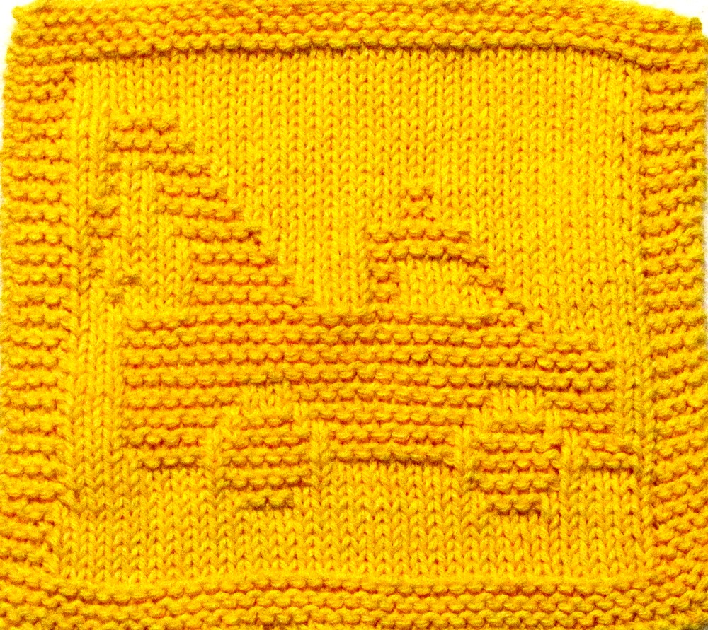 Farmhouse Kitchen Knitted Dishcloth: The World's Best Photos Of Dishcloth And Knitted