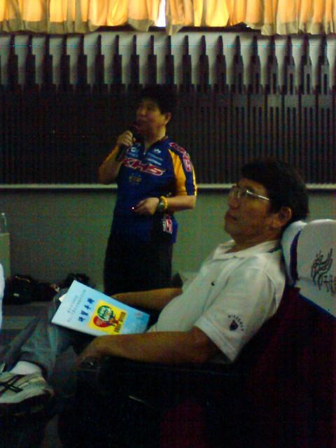 20110602萬和國中交通安全研習 - 110