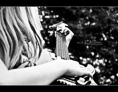 It's Electric....... (KwickWit) Tags: electric outside hands nikon guitar naturallight electricguitar d90 odc1 nikond90