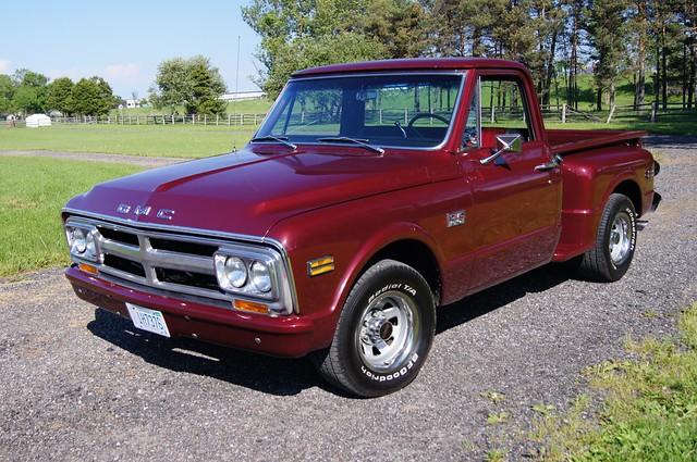 truck pickup 1968 gmc 910 staynerlionsclub