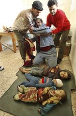 Gaza massacre victims 2009 12