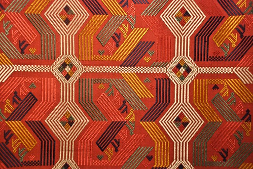 Shopping in Laos - unique South-East Asian experience. Carol Cassidy, Lao Textiles.