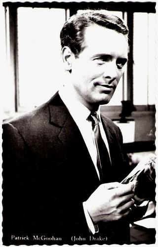 Patrick McGoohan (1928-2009)