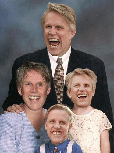 busey family.