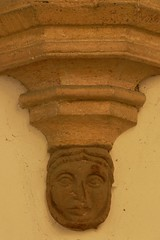 Corbel, St. Peter - Wolfhampcote