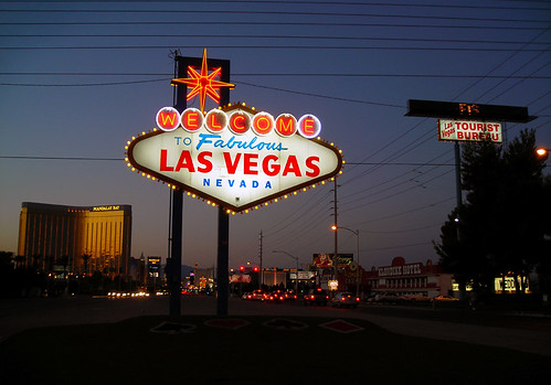 "Happy 50th Birthday to the ""Welcome to Fabulous Las Vegas"" Sign!"