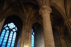 Notre Dame Interior - Paris, France (Vito DM) Tags: city paris france french frankreich ledefrance region francia parigi rgionparisienne parisregion