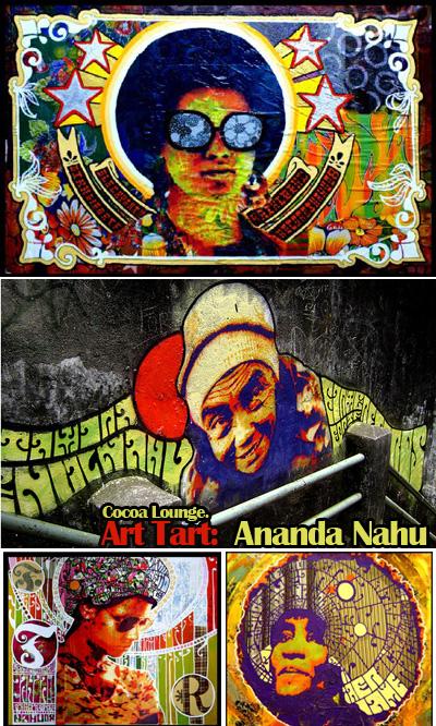 Art Tart: Ananda Nahu