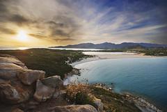 Villasimius Sunset DRI (Paulo Noronha) Tags: sunset italy villasimius dri goldstaraward