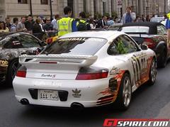 Porsche 996 TurboS - Team 21 - Team Ammar & Tariq