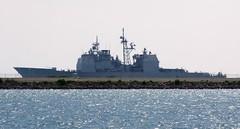 One Billion Dollars (US) Oops (colleeninhawaii) Tags: hawaii harbor boat stuck oahu shipwreck oops missile honolulu reef cruiser radar weapons warship ussportroyal