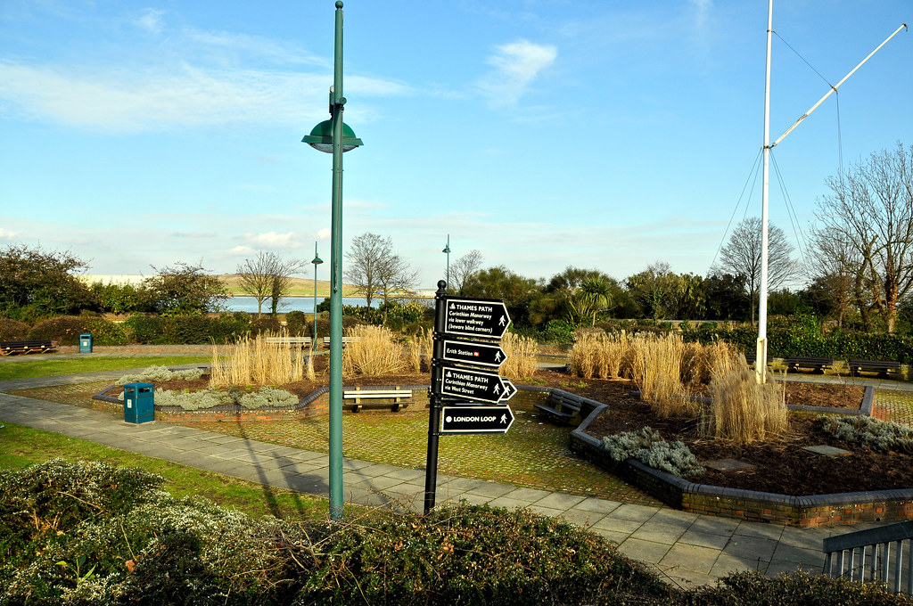 Erith Riverside Gardens
