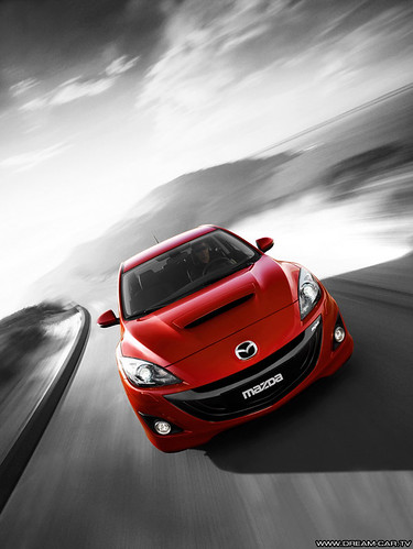2009 Mazda 3 MPS by www.Dream-car.tv.
