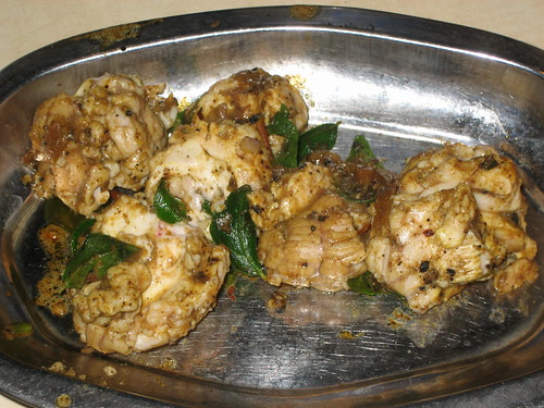 Mutton Brains at Kaaraikudi in Mylapore