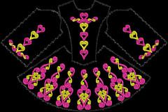 AD 11 dress d