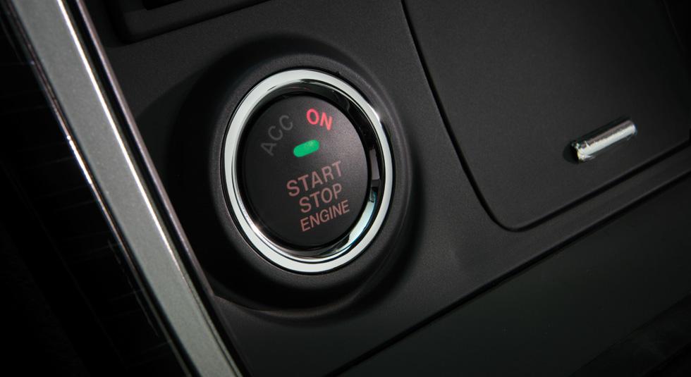 Mazda Advanced Keyless Entry - Start System