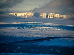 Breidamerkurjkull (surgeprotector24) Tags: mountain clouds landscape iceland january glacier vatnajkull breidamerkurjkull