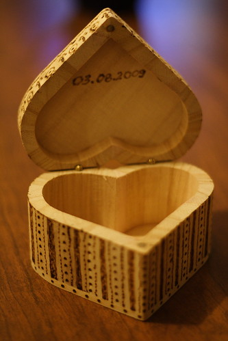 A box for my daughter