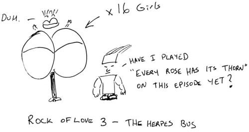 366 Cartoons - 014 - Rock of Love Bus