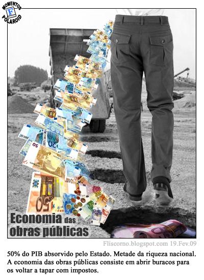 Economia das obras públicas