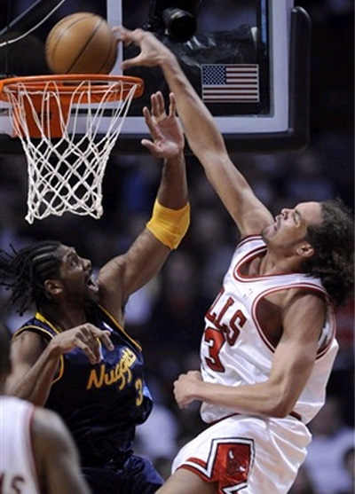 Noah dunk