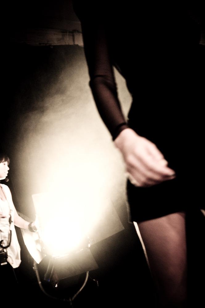 Maise- backstage