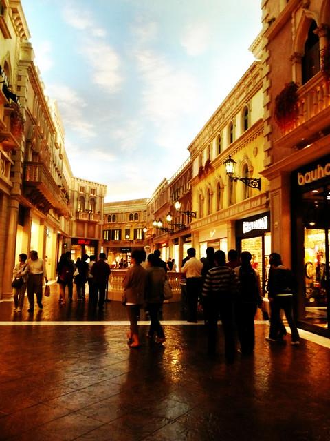 Venetian Hotel Resort