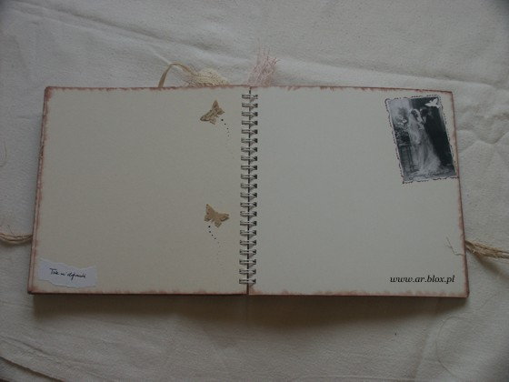 wedding guest book - inside7