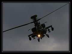 Blue Eagle 3 (PantherPics1) Tags: canon army eos apache air airshow corps 2009 waddington 30d